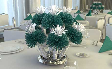 Let your favors double as your centerpiece Our Wedding Favors are designed