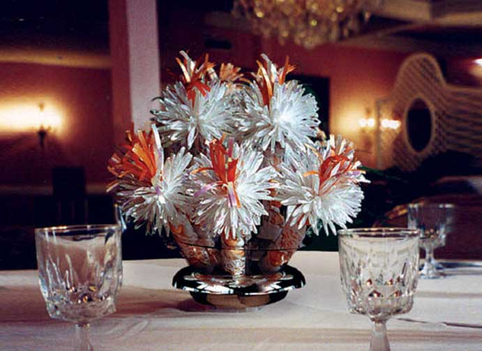 Wedding Centerpieces and Party Favors; Wedding Decorations for ...